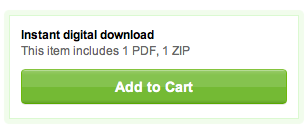 This is an image of an instant download button.